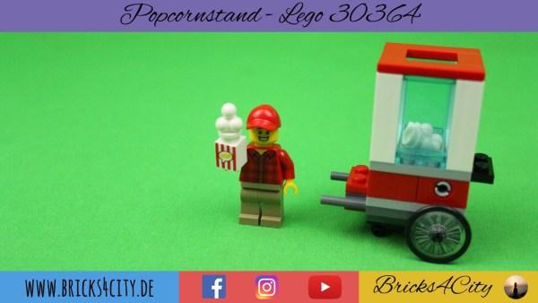 Lego 30364 - Popcornstand