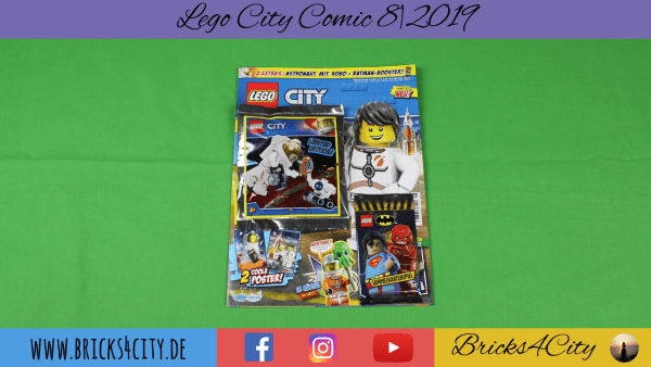 Lego City Comic 8|2019