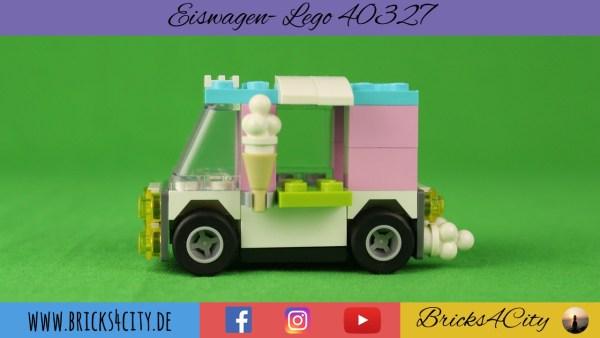 Lego 40327 - Eiswagen