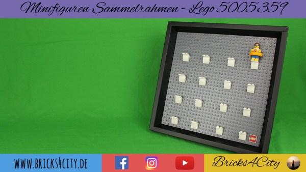 Lego 5005359 - Minifiguren Sammelrahmen