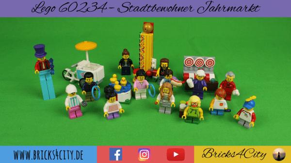Lego 60234 - Jahrmarkt