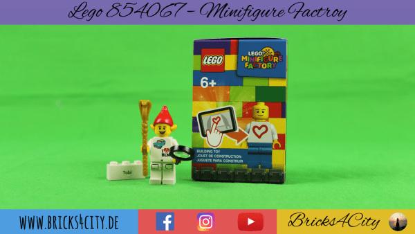 Lego 854067 - Minifigure Factory