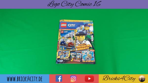Lego City Comic 16