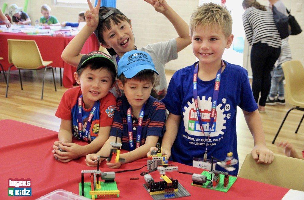 School Vacation BRICKS 4 KIDZ North Shore Sydney
