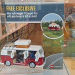 Exclusive Lego Mini Volkswagen T1 Camper Van Photos Comparison Bricks And Bloks
