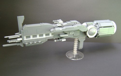 LEGO U.S.S. Sulaco from Aliens