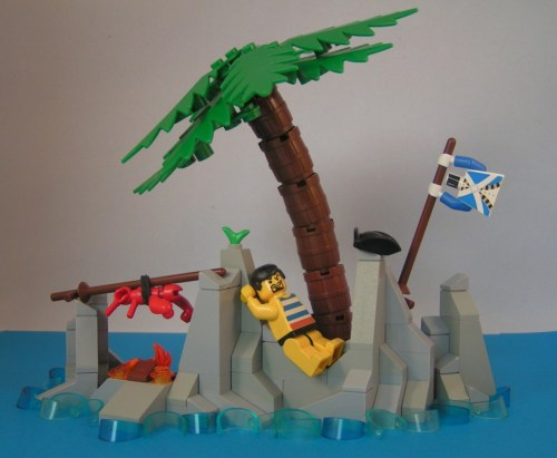 LEGO Pirates Shipwreck