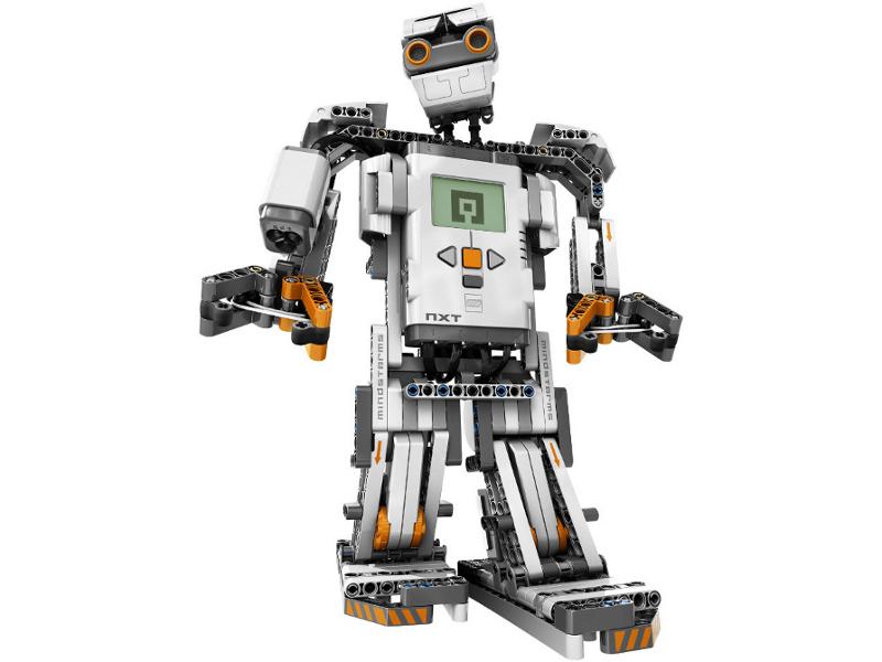 Recenzja: 8547 Mindstorms NXT 2.0
