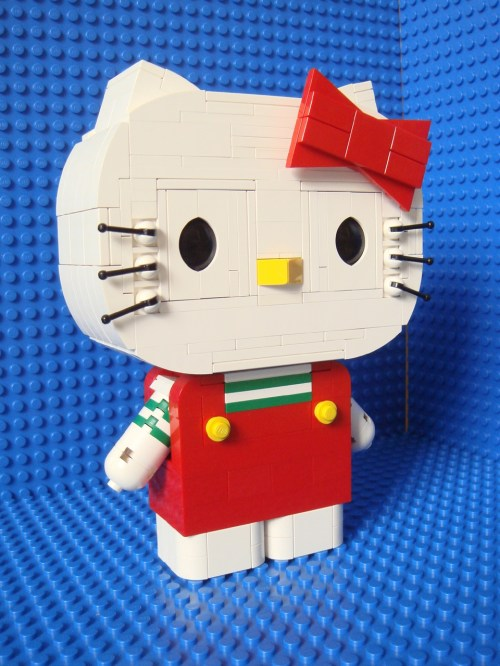 Lego anime archives page 15 of 18 the brothers brick - Lego hello kitty maison ...