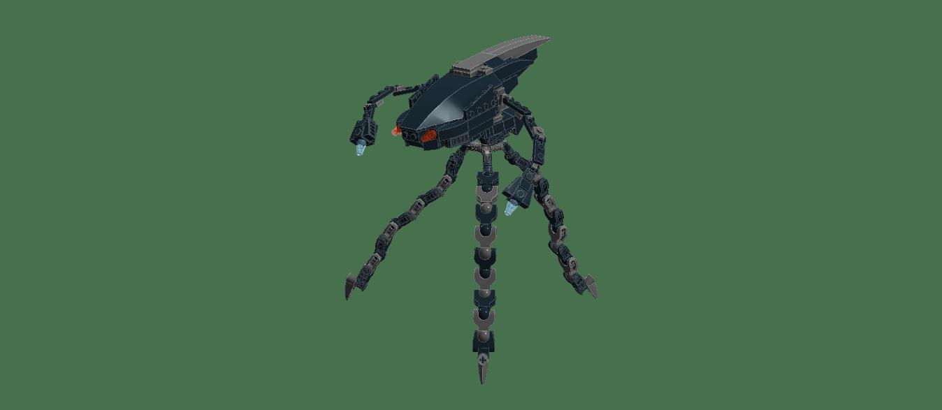 Lego Alien Conquest Moc