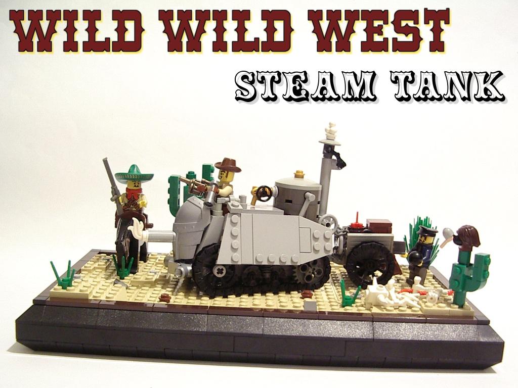 Wild Wild West Steam Tank