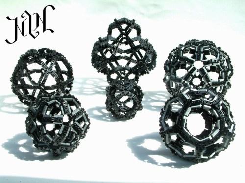 LEGO Polyhedrons
