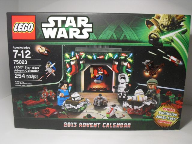 Review75023 Star Wars Advent Calendar Lego Star Wars