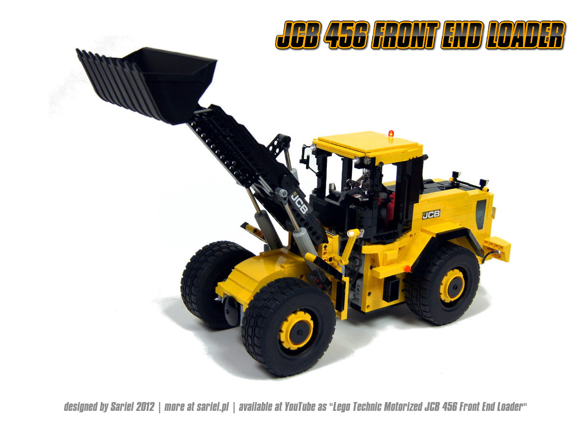 JCB 456 by Sariel