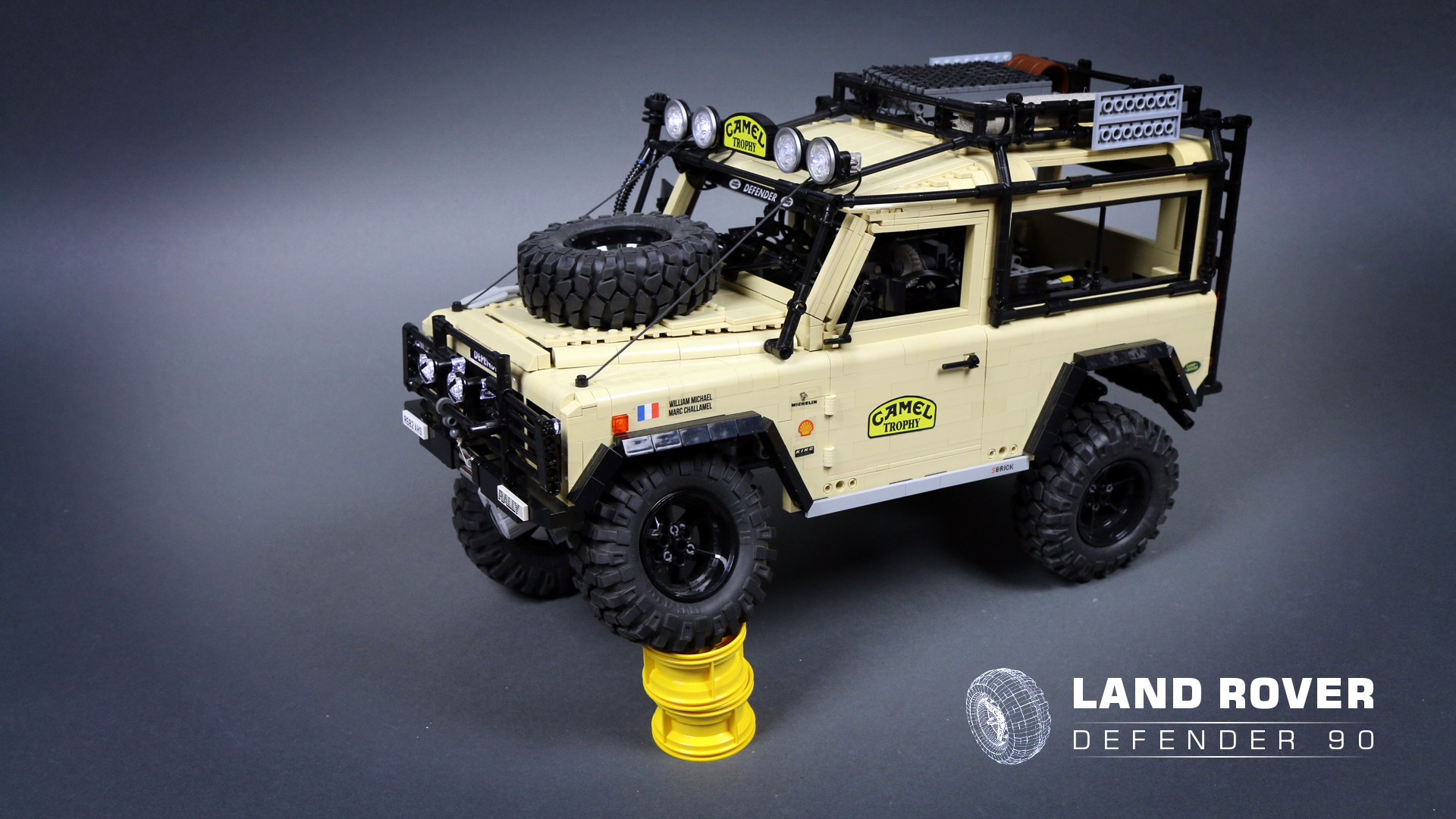 Sariel Land Rover Defender 90