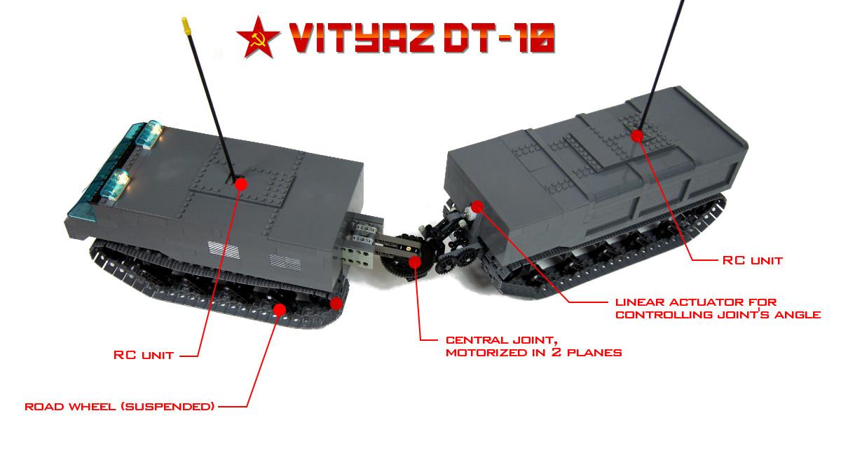 Vityaz DT-10 by Sariel