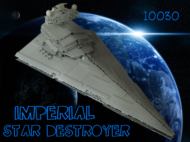 Review 10030 Ucs Imperial Star Destroyer Lego Star Wars