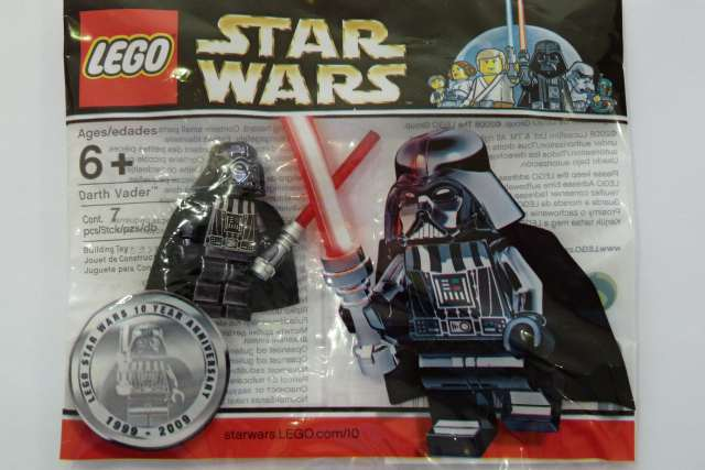 LEGO Star Wars Forum   From Bricks To Bothans     View topic   Chrome     Chrome Stormtrooper and Darth Vader   mini SW Trade
