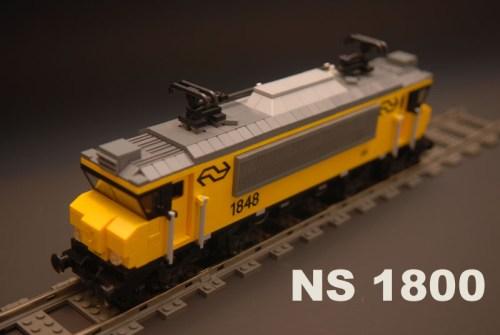 Dandens LEGO NS 1800