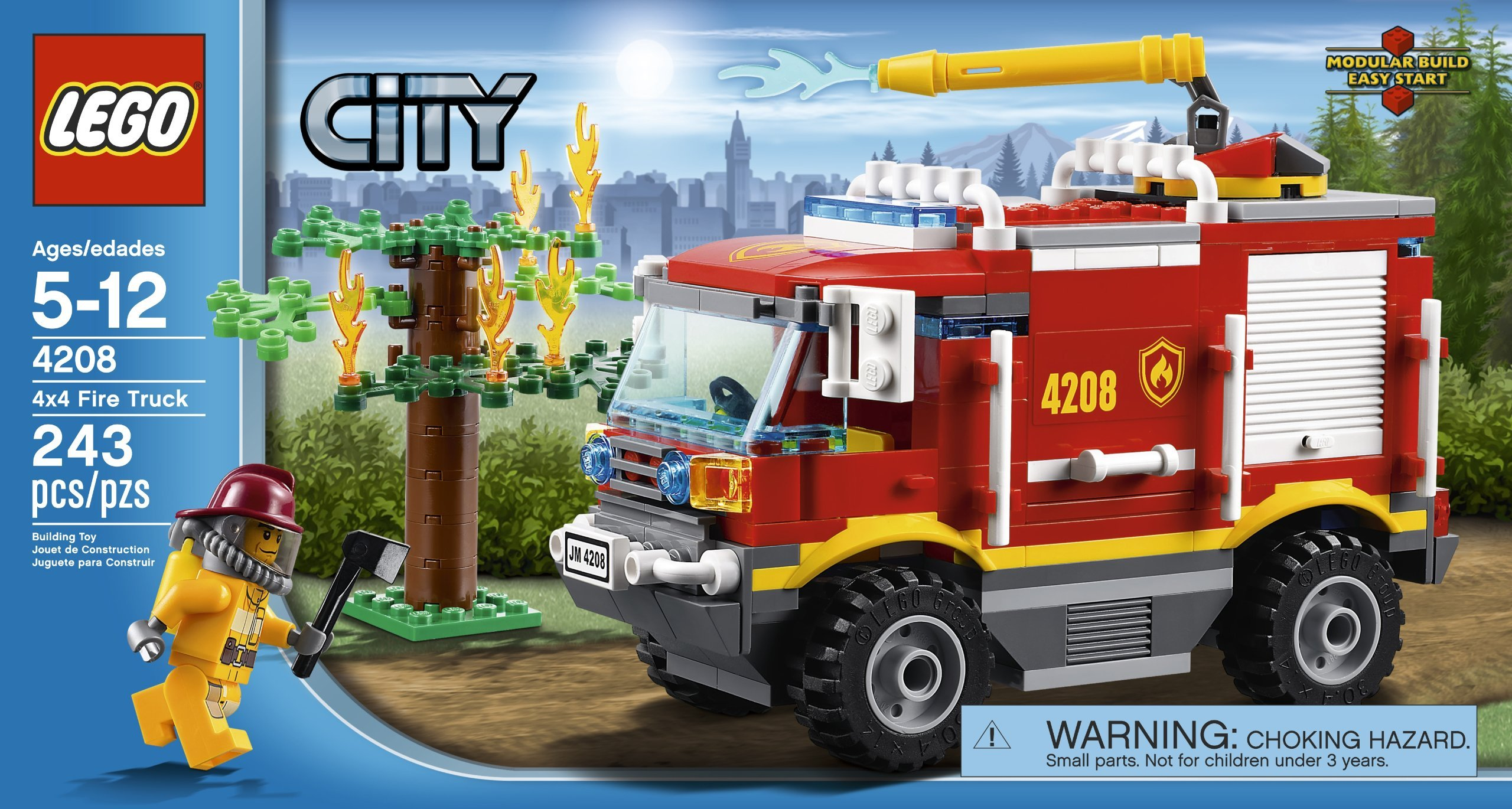 Lego Fire Truck Archives The Brothers Brick The Brothers Brick