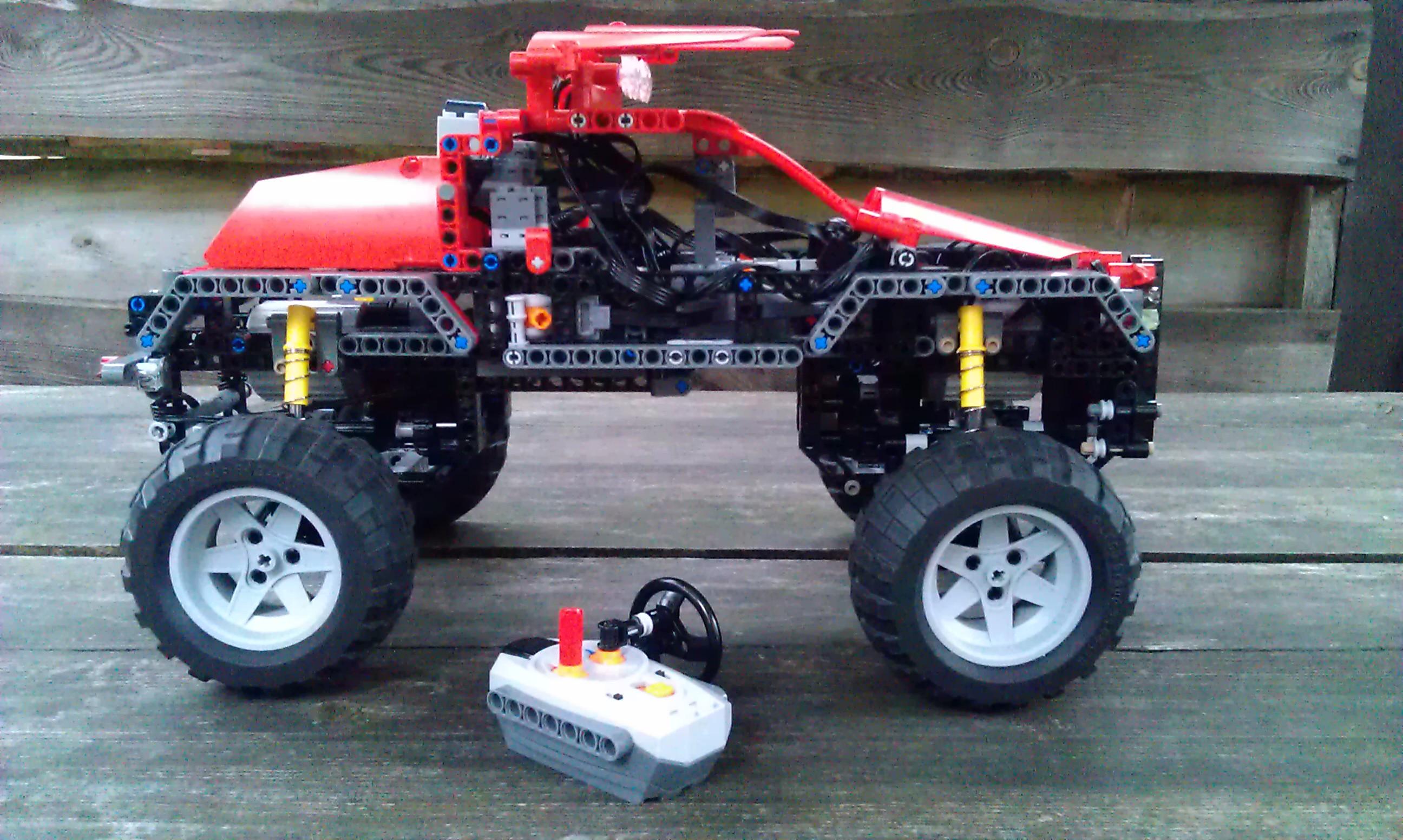 4x4 Crawler