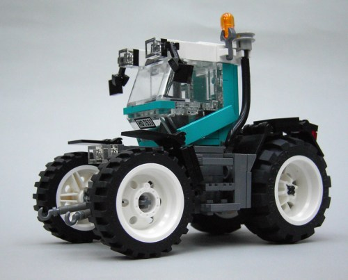 LEGO Fendt Xylon