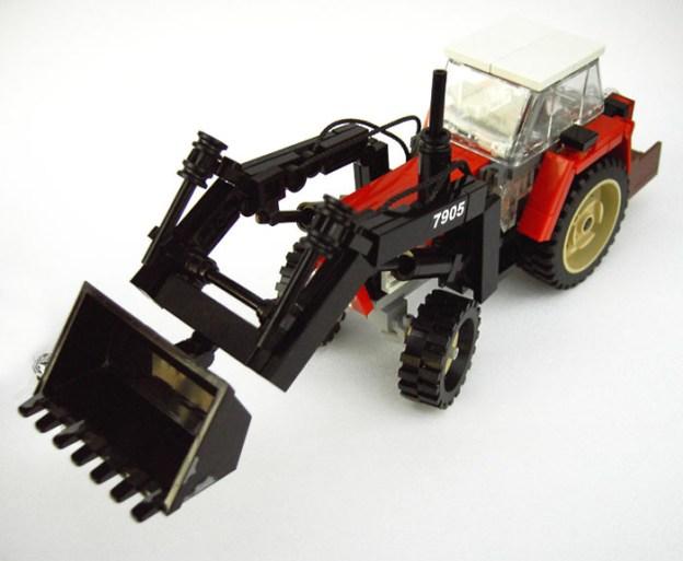 Misterzumbi's Ursus tractor