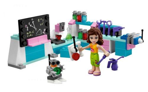 3933 Olivia's Inventor's Workshop