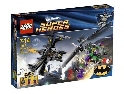 6863 Batwing Batt/Gotham City