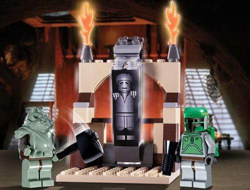 LEGO Star Wars 4476 Jabba's Prize