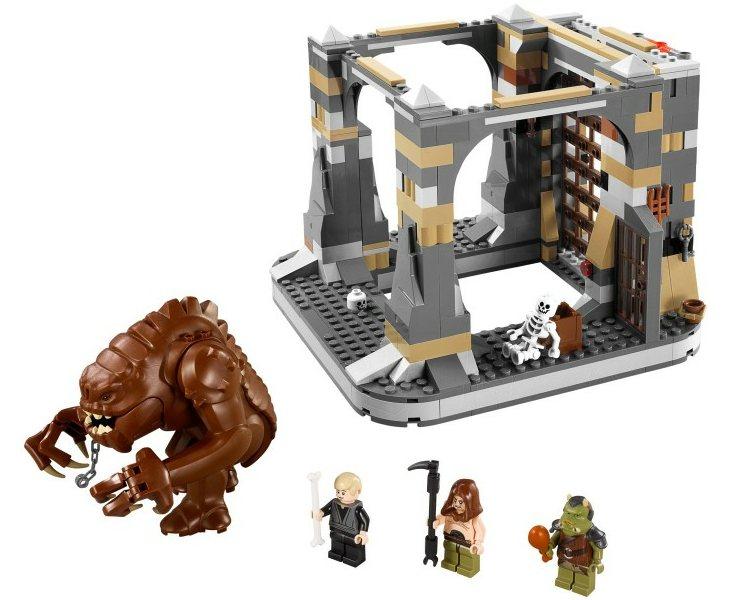 LEGO Star Wars 2013 75005 Rancor Pit