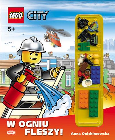 Lego City. W ogniu fleszy!