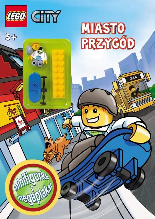 LEGO city 9 Miasto przygód