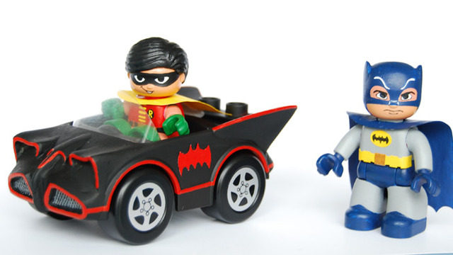 LEGO Batman CUUSOO Duplo Dynamic Duo by DuploBob