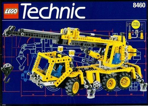 8460 Pneumatic Crane Truck