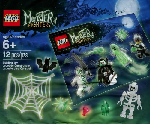 LEGO Monster Fighters 5000644 Monster Fighters Promotional Pack