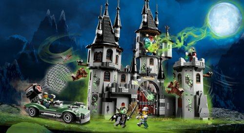 Recenzja: 9468 Vampire Castle