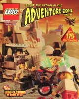 LEGO catalog Shop At Home 1998