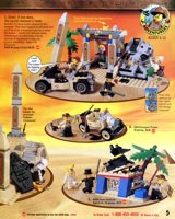 LEGO catalog Shop At Home 1998