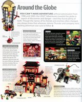 Dorsling Kindersely The LEGO Book 2012 Adventurers