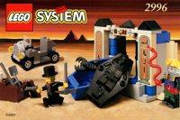 LEGO Adventurers Desert 2996 Adventurers Tomb