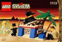 LEGO Adventurers Desert 5938 Oasis Ambush