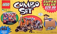 LEGO Adventurers Desert 78677 Combo Set