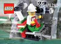 LEGO Adventurers Dino Island 1280 Dr. Kilroy's Microcopter 5904 Microcopter
