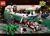 LEGO Adventurers Dino Island 5975 T-Rex Transport