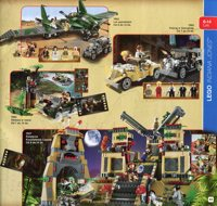 LEGO catalog 2009 Indiana Jones