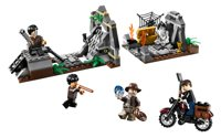 LEGO Indiana Jones 7196 Chauchilla Cemetery Battle