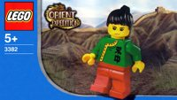 LEGO Adventurers 2003 Orient Expedition 3382 China Girl