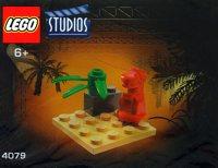 LEGO Adventurers Studios 4079 Mini Rex