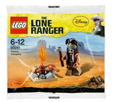 LEGO The Lone Ranger 30260 Lone Ranger's Pump Car